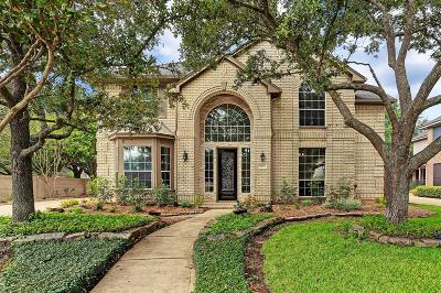 Houston Single Family Home For Sale: 5503 Evening Shore Drive