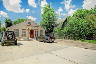 Houston Single Family Home For Sale: 743 W 18th Street