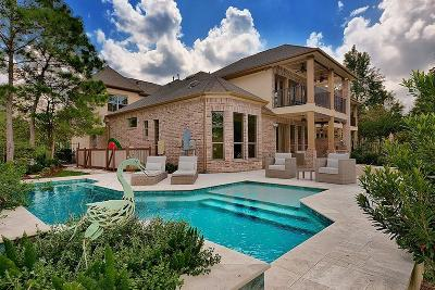 The Woodlands TX Condo/Townhouse For Sale: $625,000