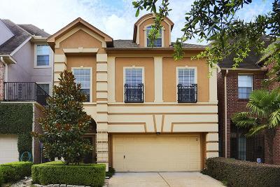 Houston Single Family Home For Sale: 5333 Hidalgo Street