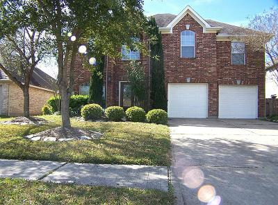 League City Single Family Home For Sale: 2633 Natchez
