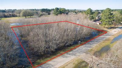 Tomball Residential Lots & Land For Sale: Fisher Drive