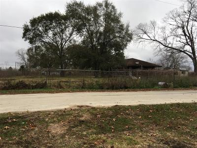 Humble Residential Lots & Land For Sale: 1022 Manning Road
