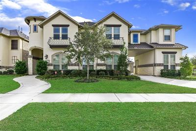 Katy Single Family Home For Sale: 1706 Rice Mill Drive