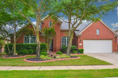 Cinco Ranch Single Family Home For Sale: 25906 Summer Savory Lane