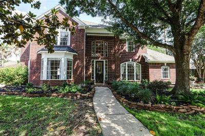 Seabrook Single Family Home For Sale: 2433 Lakeside Drive