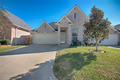 Tomball Single Family Home For Sale: 15958 Cottage Ivy Circle