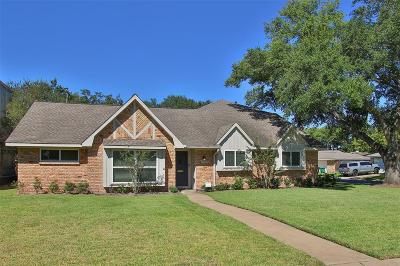 Houston Single Family Home For Sale: 4802 Warm Springs Road