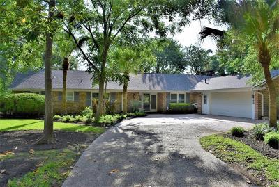 Dickinson Single Family Home For Sale: 3933 Rau