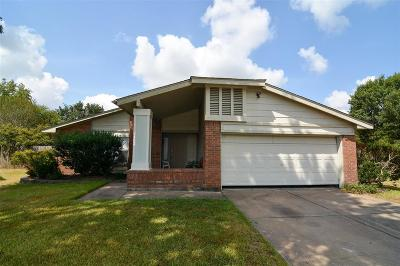Katy TX Single Family Home For Sale: $146,500
