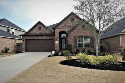 Fulshear Single Family Home For Sale: 3523 Satton Ranch Lane