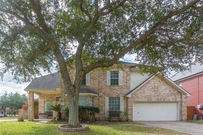 League City Single Family Home For Sale: 1307 Fawn Valley Drive