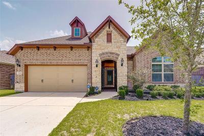 Spring Single Family Home For Sale: 3542 Manor Lake Lane