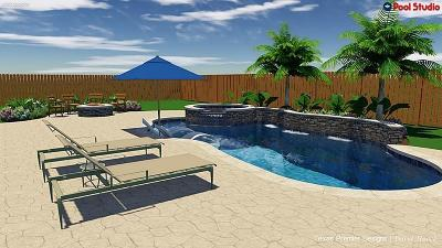 Fulshear Single Family Home For Sale: 27510 Villa Mountain