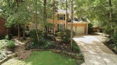 The Woodlands Single Family Home For Sale: 26 Baylark Place Place