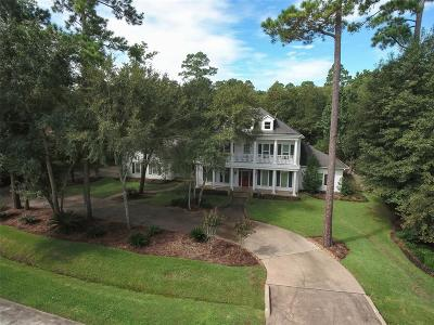 The Woodlands Single Family Home For Sale: 54 S Longspur Dr