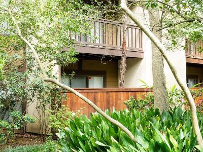 Houston Condo/Townhouse For Sale: 11711 Memorial Drive #287