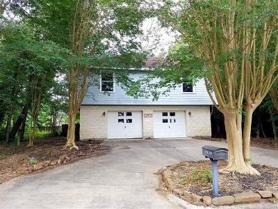 Montgomery Single Family Home For Sale: 13521 Raintree Drive
