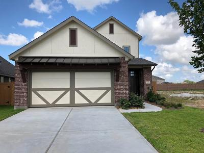 Texas City Single Family Home For Sale: 2634 Bernadino Drive