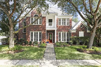 Houston Single Family Home For Sale: 1922 Winter Knoll Way
