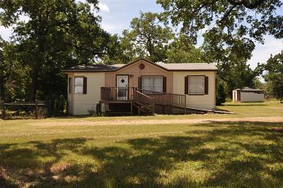 Bedias Single Family Home Pending: 3030 Dick Barnes Loop
