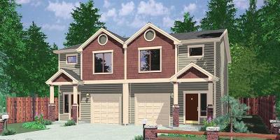 Dobbin Condo/Townhouse For Sale: 26120 E Avenue #A