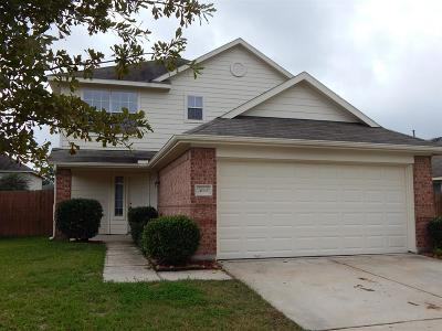 Conroe Single Family Home For Sale: 1602 Old Oak Hill Street
