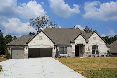 Magnolia Single Family Home For Sale: 21338 Wildflower Court
