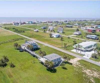 Galveston Multi Family Home For Sale: 4111-4117 2nd Street