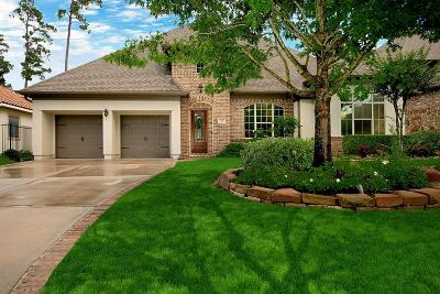 The Woodlands Single Family Home For Sale: 26 Spring Basket Trail