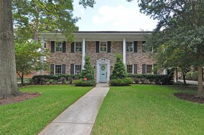 Memorial Single Family Home For Sale: 14350 Chadbourne Drive