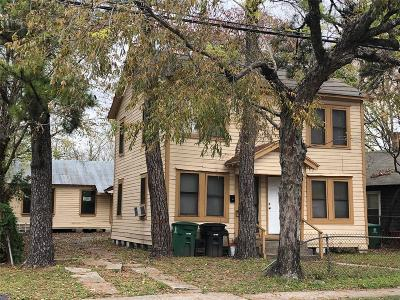 Multi Family Home For Sale: 3411 Market Street