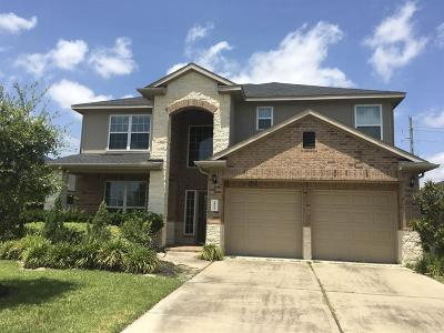 Cypress Single Family Home For Sale: 14819 Opera House Row Drive