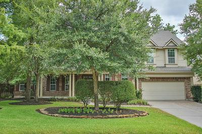 The Woodlands Single Family Home For Sale: 26 Heather Bank Place