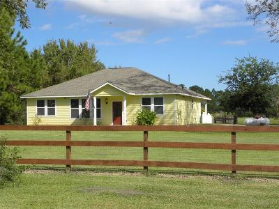 Santa Fe Single Family Home For Sale: 7625 Avenue E 1/2