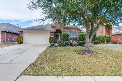 Humble Single Family Home For Sale: 6827 Atasca Creek Drive