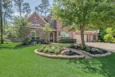 The Woodlands Single Family Home For Sale: 74 Nocturne Woods Place