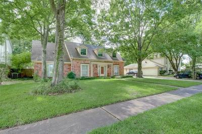 Houston Single Family Home For Sale: 7407 Oak Arbor Drive