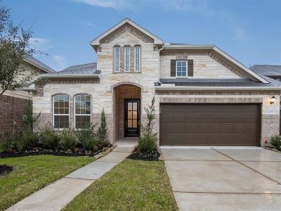 Richmond Single Family Home For Sale: 11114 Mineral Island Lane