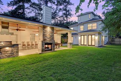 Garden Oaks Single Family Home For Sale: 511 W 33rd Street