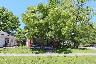 Houston Single Family Home For Sale: 861 E 25th Street