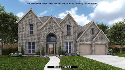 Katy Single Family Home For Sale: 6422 Kingston Valley Trail