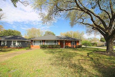 Houston Single Family Home For Sale: 2202 Gardenia Drive
