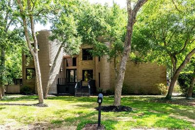 Friendswood Single Family Home For Sale: 1 Earlham Drive