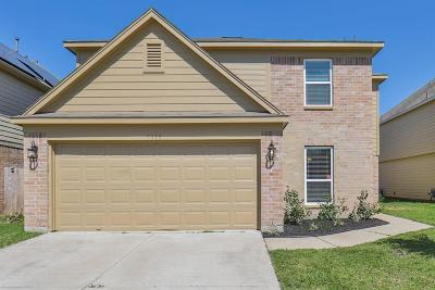 Katy Single Family Home For Sale: 5010 Hickory Burl Court