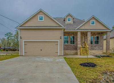 Dickinson Single Family Home For Sale: 2819 Timber Drive