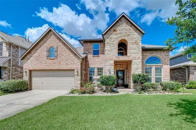 League City Single Family Home For Sale: 4724 Sabero Lane