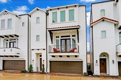Rice Military Condo/Townhouse For Sale: 1233 Bonner Street