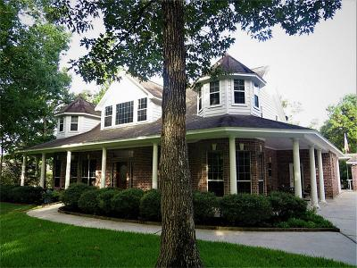 Montgomery Single Family Home For Sale: 9009 Rolling Oak Court