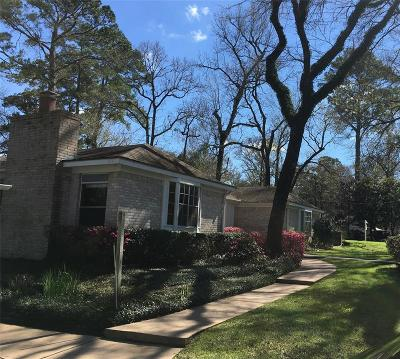 Tomball Single Family Home For Sale: 11759 Timbercrest Drive